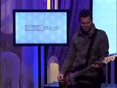 Third Day performs