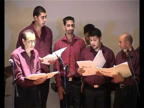 Bethlehem Bible College Choir- Live