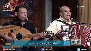 ميدلي وعد امين وحق يشهد + اللي بيعزيني في كل الامي - القس أمجد سعد ذكري - برنامج هانرنم تاني