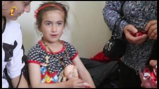 عودة ابنة الستّة أعوام إلى أحضان عائلتها بعد ثلاثة أعوام على خطفها من قِبَل داعش (تيلي لوميار)