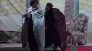 مسرحية صوت الدم  - الجزء الثاني - تدخلات منسى بين الأخين - الوقيعة والخيانة