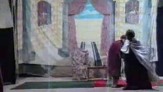مسرحية صوت الدم  - الجزء الثالث