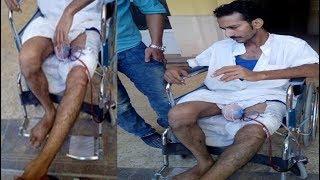 تحت اشراف أمين شرطة .. الإعتداء على القبطى ميخائيل جندى و ضغوط للصلح العرفى