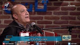 ترنيمة اطمن خايف ليه - القس أمجد سعد ذكري + المرنم رامز اسحق - برنامج هانرنم تاني