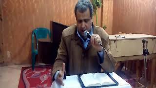 الإمتزاج الإلهي للقس عماد عبد المسيح