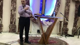 حزين علي المسيح اللي بيتقدم للناس في هذه الايام خادم الرب الاخ ناجي كامل