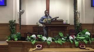 ايها القدوس يا رب الحياة المرنم باسم ابراهيم الكنيسة الانجيلية الثانية باسيوط