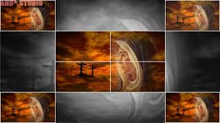 Virgin hymns || ((تراتيل مريميه لأحداث الصليب والقيامه ((مُني ريتشارد