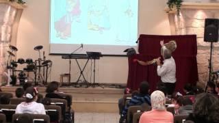 قصة محكمة يسوع - فادي حنا