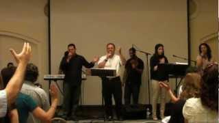 وصلة عبادية - فريق الرب رايتي - يوم الصلاة العالمي 2012