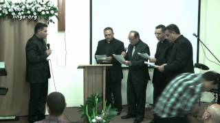 قساوسة اللجنة الروحية بالرابطة المعدانية يناشدون الاخ حنا عيد