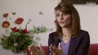 أختبار الأخت أديل أزغول في صراعها مع مرض السرطان.