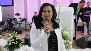 مقابلة مع الاخت روز باحتفال عيد الام 2014