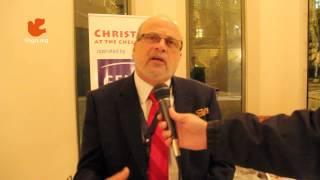 المسيح امام الحاجز - مقابلة مع الدكتور سليم منيّر