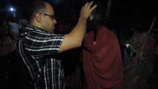 معجزة ( شفاء الرب ) لهذه المرأه المولودة مقعده بخدمة السودان القسيس / روماني صلاح مع فريق الخدمه .