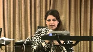 شيرين حنا تشارك اختبارا عن عمل المسيح في حياتها