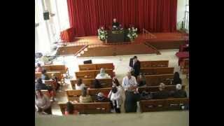 احد الشعانين  2015 -  الكنيسة الانجيلية في طرطوس