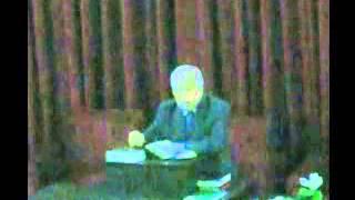 الكنيسة الانجيلية بطرطوس - القس بهيج خوري ( الاحد 2015/6/21)
