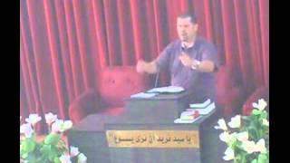 الكنيسة الانجيلية بطرطوس - الاخ جان نهرا (الاحد 2015/6/28)