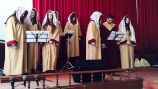 ترنيمة حكياتنا دي - كورال كنيسة الاتحاد طرطوس