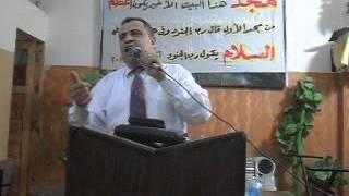 عظة للقس عماد عبد المسيح ـ اسهروا ـ العيد الـ 12 للجمعية