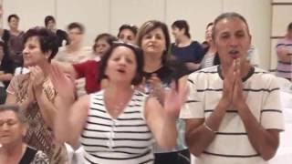 مؤتمر أرسالية وكنيسة بيت السلام الدولى بالأراضى المقدسة ببيت لحم 12/8/2016