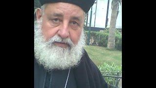 فيديو القمص هدرا حلمى كاهن كنيسة مارجرجس بميت برة قويسنا المنوفية مصر