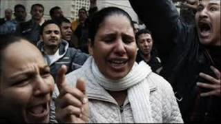ترنيمة معزية جدا عن احداث التفجير لكنائس مصر يا شمس الارض غيبي المرنم عادل حبيب