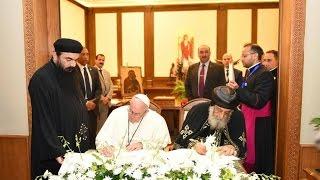 بعد التراجع عن الإتفاقية القبطية والكاثوليكية .. حالة من الغليان فى المجتمع القبطى