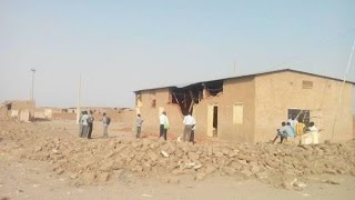 الحكومة السودانية تهدم كنيسة المسيح .. وتنهى الوجود المسيحى بمنطقة