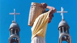 بالرغم من التصاريح .. بناء كنيسة الكوم الأحمر بسمالوط بمواصفات سلفية لإرضاء المتطرفين !!