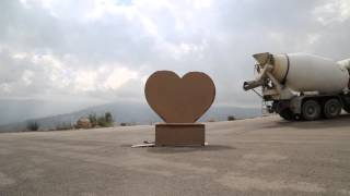 القلب الحجري