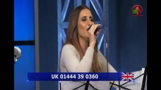 من الازل للابد رحمتك لا تنتهي - ترنيم الأخت لورا البازي - Alkarma tv