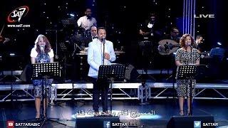 مسرح الأنبا رويس - حالة تسبيح 2 - سارة معروف - مينا حليم - ليليان عبيد - ميدلي القيامة