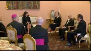 لقاء البابا وترامب: كسر الجليد وجلسة مصارحة (تيلي لوميار)