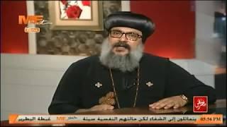 الأنبا يوسف يشرح لنبض مصر لماذا يارب تقف بعيدا في وقت الضيق؟ لماذا أنا؟ وأسئلة كثيرة؟