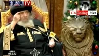 فيلم فكاهات و مواقف البابا شنودة الثالث