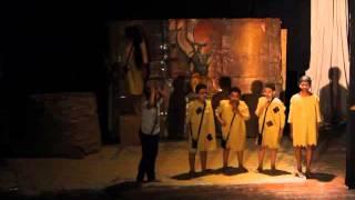 مسرحية جزيرة العميان